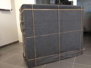 Emballage pour meuble