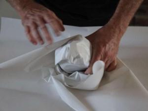Emballage pour vaisselle