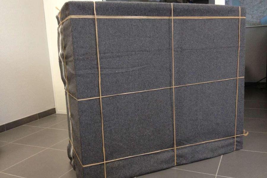 emballage pour protéger des grands meubles lors du déménagement