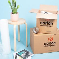 Cartons et emballages pour déménagement